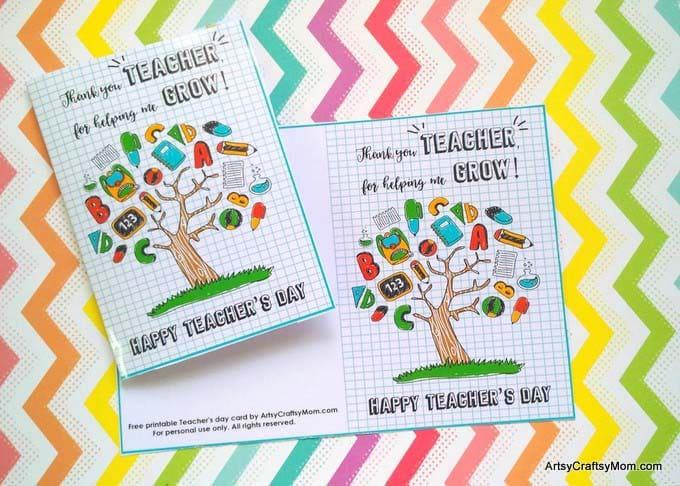 12 Teacher Appreciation Printables Moritz Fine Designs
