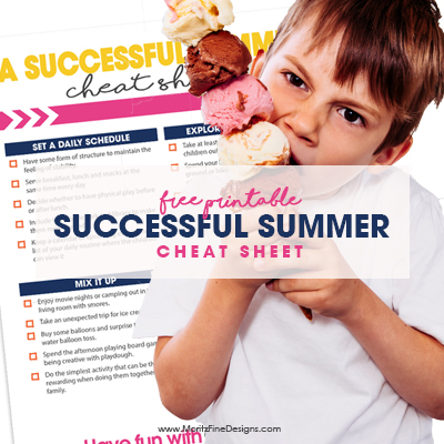 5 Tips for a Successful Summer with Your Kids