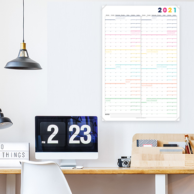 Printable Large Wall Calendar