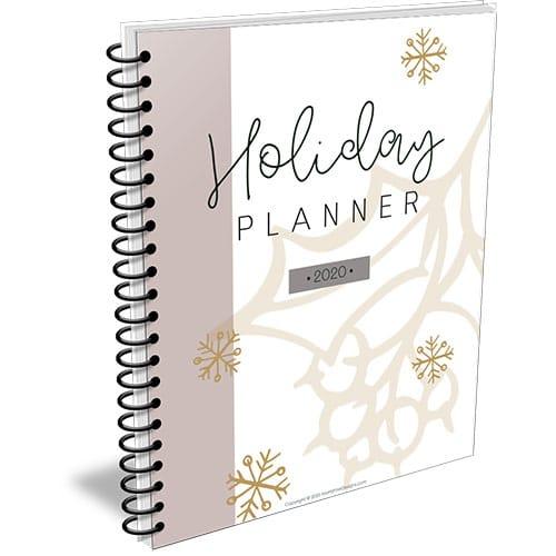 2020 Holiday Planner & Organizer