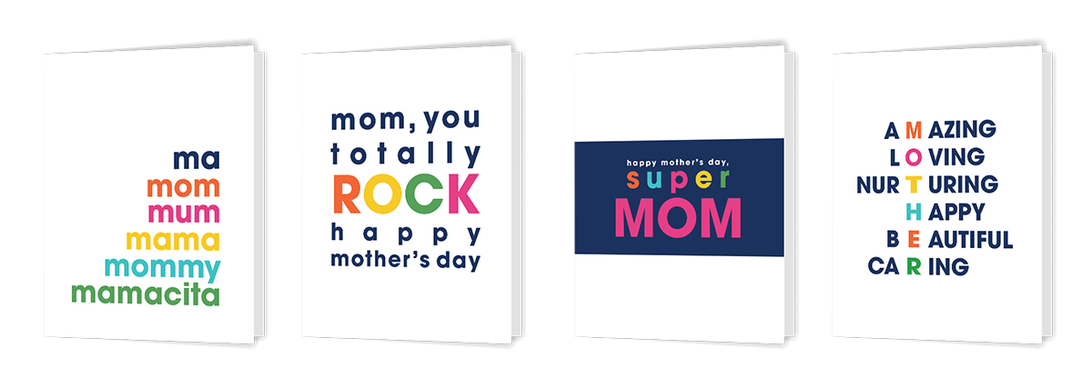 Use these free Printable Mother's Day cards for your mom on Mother's Day. Easy and fast to download and print.