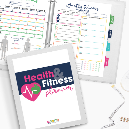 Printable Health & Fitness Planner
