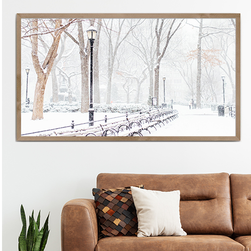 Winter Frame TV Art | Set of 8 Free Digital Prints