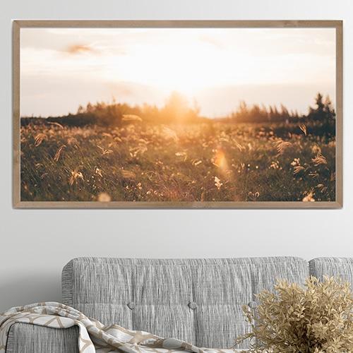 Fall Frame TV Art | Download Your Set of 6 Free Digital Prints