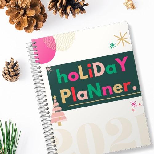 Holiday Planner & Oganizer for 2021